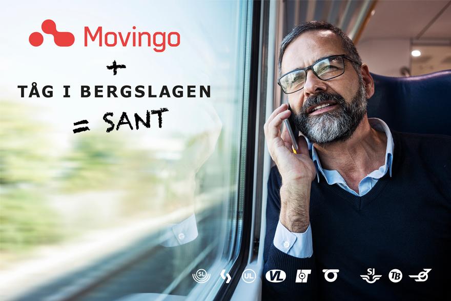 movingo plus tåg i berslagen är lika med sant
